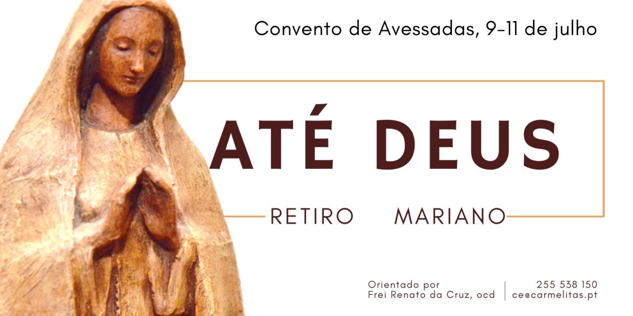 Com Maria, até Deus: Retiro Mariano